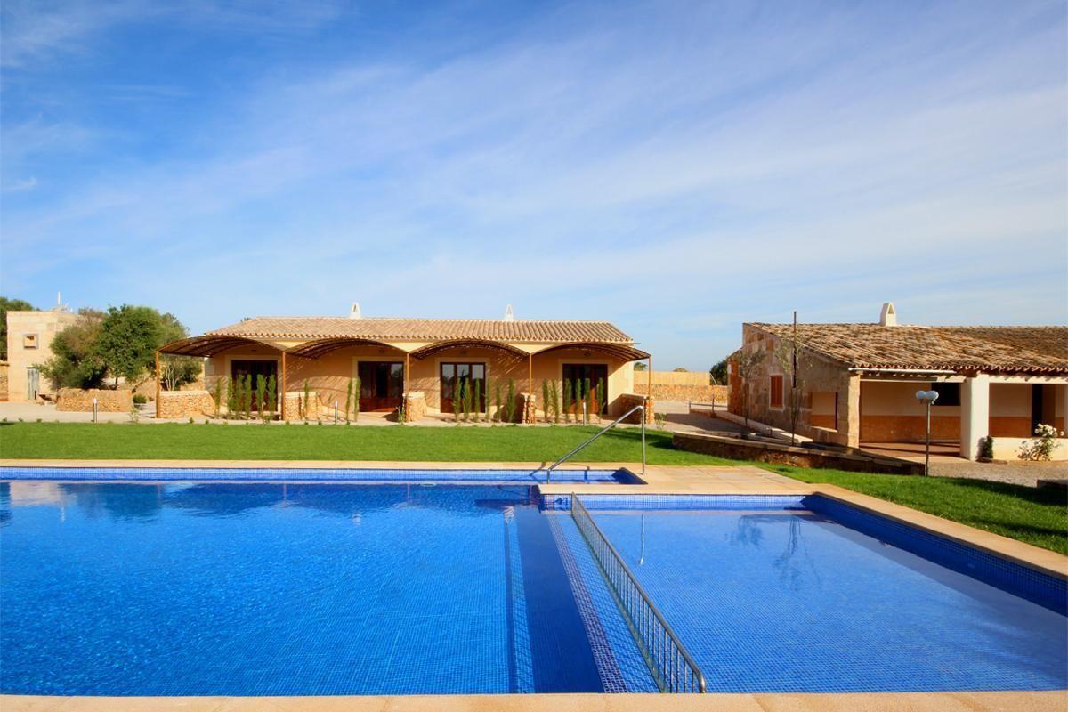 Apartament mit Pool Es Trenc Finca Can Angel VI