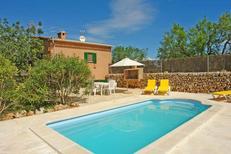 Casa de vacaciones 1645524 para 6 personas en Cala Mondrago