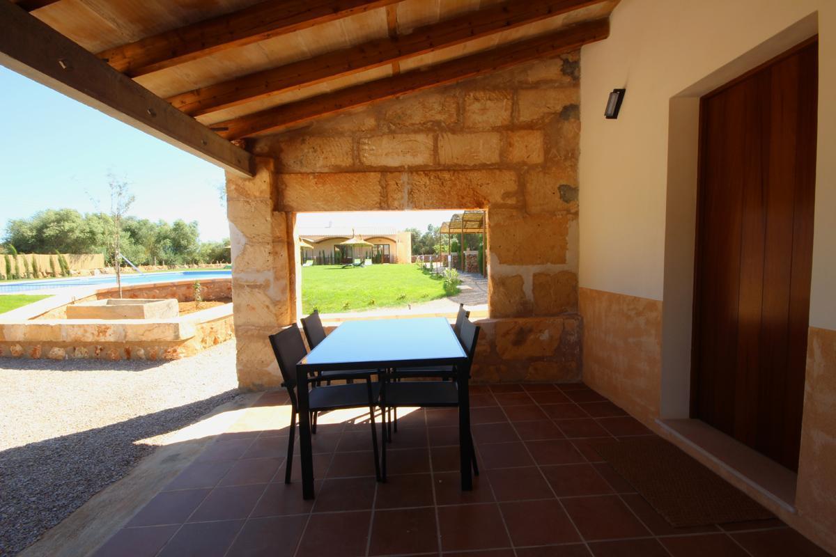 Apartament mit Pool - Es Trenc - Finca Can Angel V Ferienpark