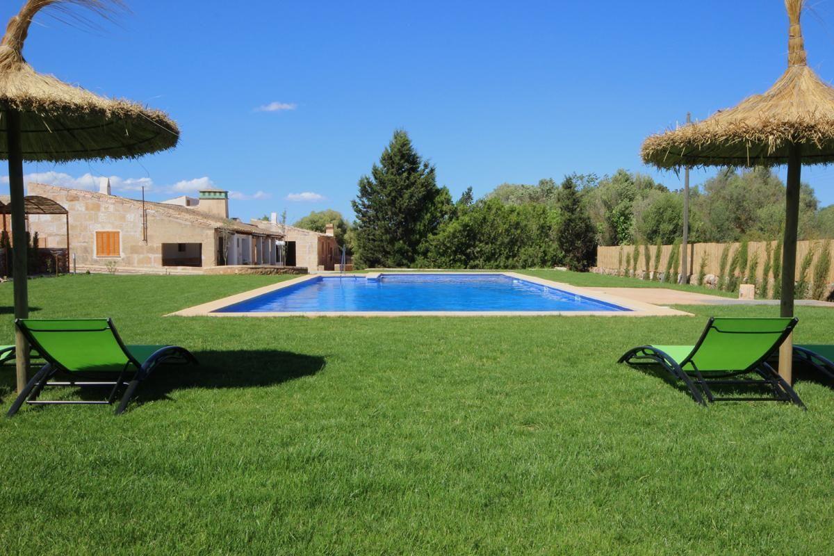 Apartament mit Pool Es Trenc Finca Can Angel V