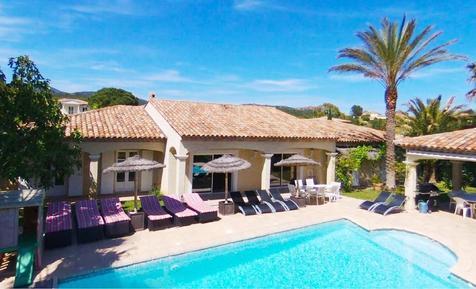 Gemütliches Ferienhaus : Region Cote d'Azur für 14 Personen