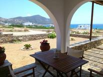 Holiday apartment 1646730 for 6 persons in Antíparos