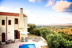 Ferienhaus 1647293 für 10 Personen in Rethymnon