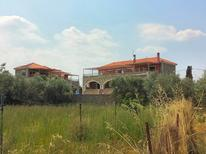 Holiday home 1647475 for 6 persons in Paralia Agiou Andrea