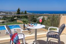 Holiday home 1647672 for 8 persons in Rhodos-Stadt