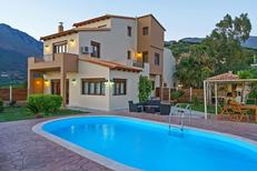 Holiday home 1648251 for 8 persons in Plakias