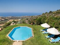 Holiday home 1648257 for 6 persons in Triopetra