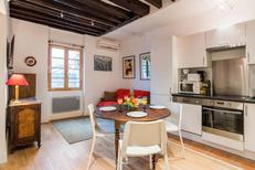 Holiday apartment 1648637 for 3 persons in Paris-Temple-3e