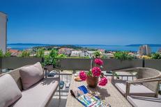 Appartement de vacances 1648782 pour 5 personnes , Makarska