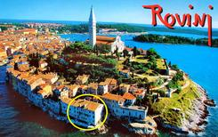 Holiday apartment 1654163 for 7 persons in Rovinj