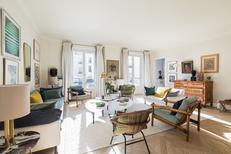 Appartement 1656521 voor 9 personen in Paris-l'Opera-9e