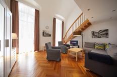 Appartement 1657585 voor 2 personen in Budapest-Bezirk 6 – Terézváros