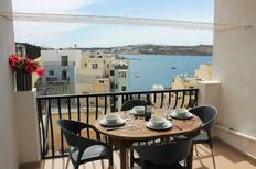 Holiday apartment 1658053 for 2 adults + 4 children in Bugibba