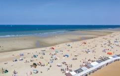 Appartement 1662557 voor 6 personen in Oostende