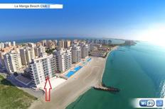 Ferienwohnung 1669216 für 4 Personen in La Manga del Mar Menor