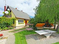 Holiday home 167235 for 8 persons in Balatonoszöd