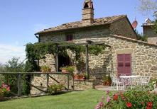 Holiday home 1670378 for 7 persons in Cortona
