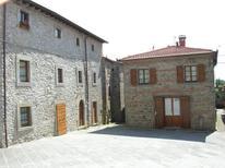 Appartement 1670485 voor 3 personen in Pratovecchio