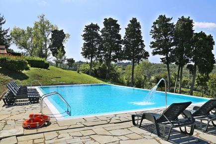 Für 10 Personen: Hübsches Apartment / Ferienwohnung in der Region Florenz