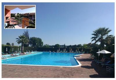 FeWo 36 in Lazise mit Pool Garten & Klima Haustiere erlaubt