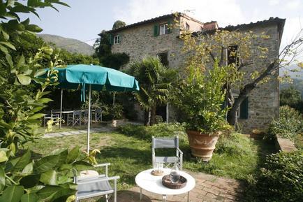 Gemütliches Ferienhaus : Region Lucca für 5 Personen