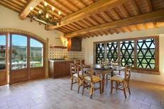 Holiday apartment 1672052 for 5 persons in Montecatini Val di Cecina