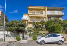 Appartement de vacances 1672095 pour 4 personnes , Crikvenica