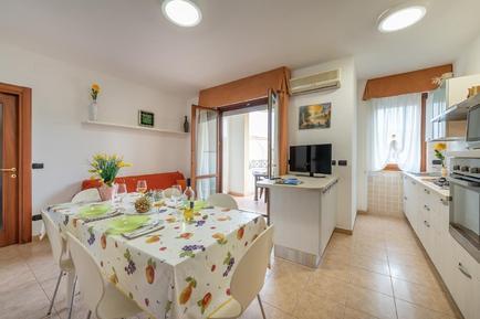 Für 7 Personen: Hübsches Apartment / Ferienwohnung in der Region Alghero
