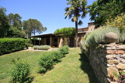 Gemütliches Ferienhaus : Region Siena für 3 Personen