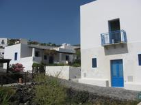 Holiday apartment 1673122 for 3 persons in Ginostra