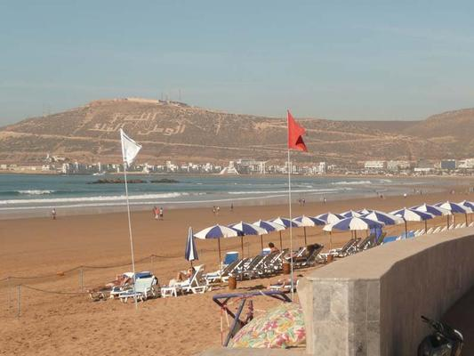 Ferienwohnung Résidence Jet Sakane in Agadi  in Marokko