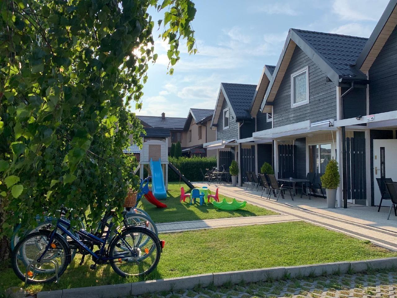 Komfortable Ferienhäuser an der Ostseekü   Ostsee Polen