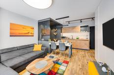 Apartamento 1673783 para 4 personas en Gdansk