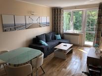 Appartement 1673789 voor 4 personen in Sopot