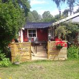 Holiday home 1674330 for 4 persons in Holmsjö