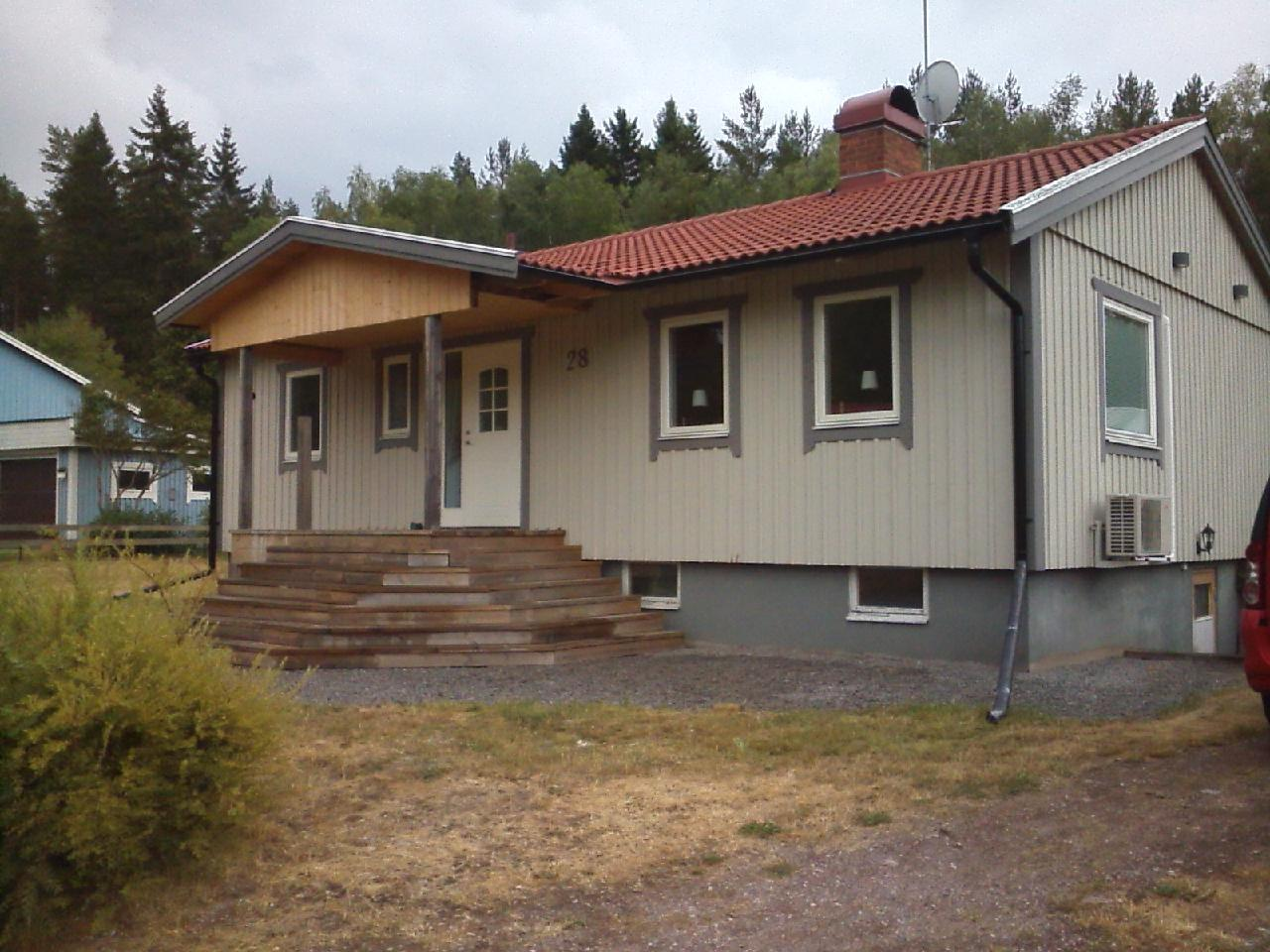 Neu renoviertes und eingerichtetes Ferienhaus in s  in Schweden