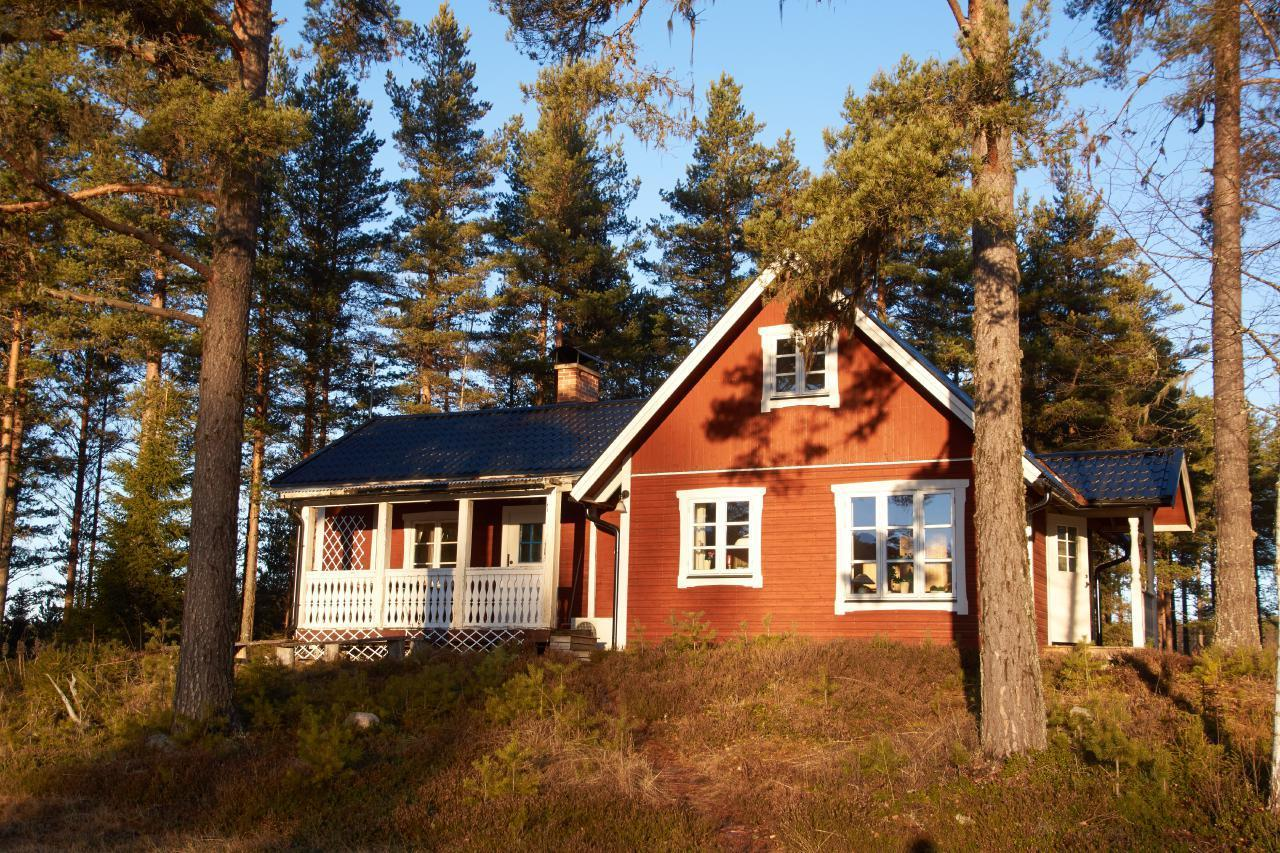 Ferienhaus in Likenäs