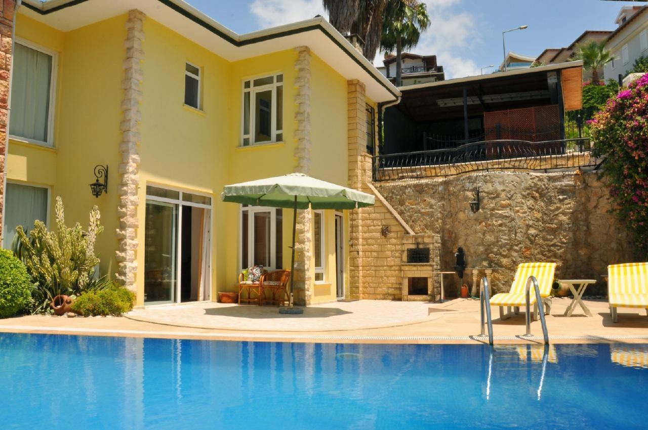Villa Konakli zum 800 Meter  in Türkei