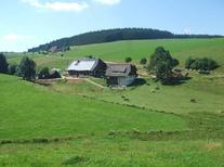 Studio 168230 for 4 persons in Furtwangen im Schwarzwald