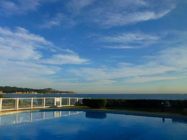 Ferienwohnung mit Seeblick / Meerblick