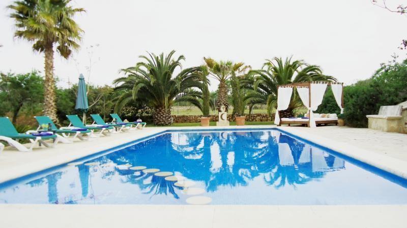 Ferienhaus mit Privatpool für 8 Personen ca 250 m² in Santanyi Mallorca Südostküste von Mallorca