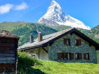 Für 2 Personen: Hübsches Apartment / Ferienwohnung in der Region Zermatt