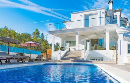 Für 14 Personen: Hübsches Apartment / Ferienwohnung in der Region Costa-del-Sol