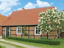 Maison de vacances 1697071 pour 4 personnes , Perleberg
