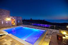 Maison de vacances 1697579 pour 9 personnes , Tinos