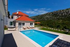 Holiday home 1697642 for 8 persons in Župa