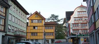 Holiday apartment 1698001 for 3 persons in Appenzell