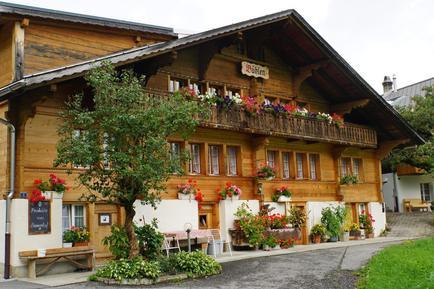 Gemütliches Ferienhaus : Region Grindelwald für 5 Personen