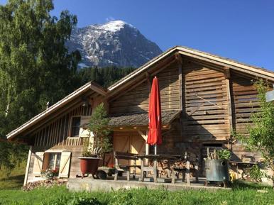 Gemütliches Ferienhaus : Region Berner Oberland für 5 Personen