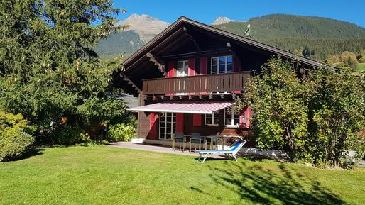 Gemütliches Ferienhaus : Region Berner Oberland für 6 Personen